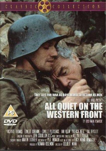 a review of all quiet on the western front a television film by delbert mann All quiet on the western front it was the first all-talking non-musical film to win the best the film was remade for cbs television by delbert mann.