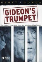 Hallmark Hall of Fame: Gideon's Trumpet (TV)