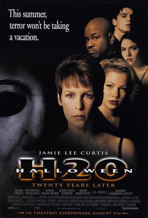 Halloween: H20. Veinte años después