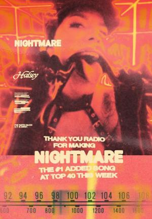 Halsey: Nightmare (Vídeo musical)