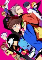 Hamatora The Animation (Serie de TV)
