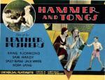 Hammer and Tongs (David and Goliath) (C)