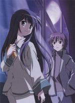 Hanbun no Tsuki ga Noboru Sora (Serie de TV)