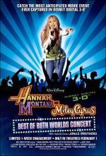 Hannah Montana/Miley Cyrus: Lo mejor de 2 mundos Concert Tour 3-D