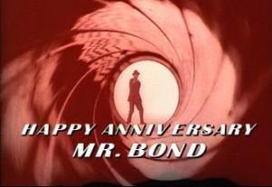 Feliz aniversario, Mr. Bond (TV) (C)
