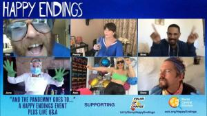 Happy Endings: And The Pandemmy Goes To... (TV)