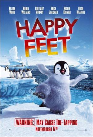 Happy feet - El pingüino