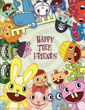 Happy Tree Friends (HTF) (Serie de TV)