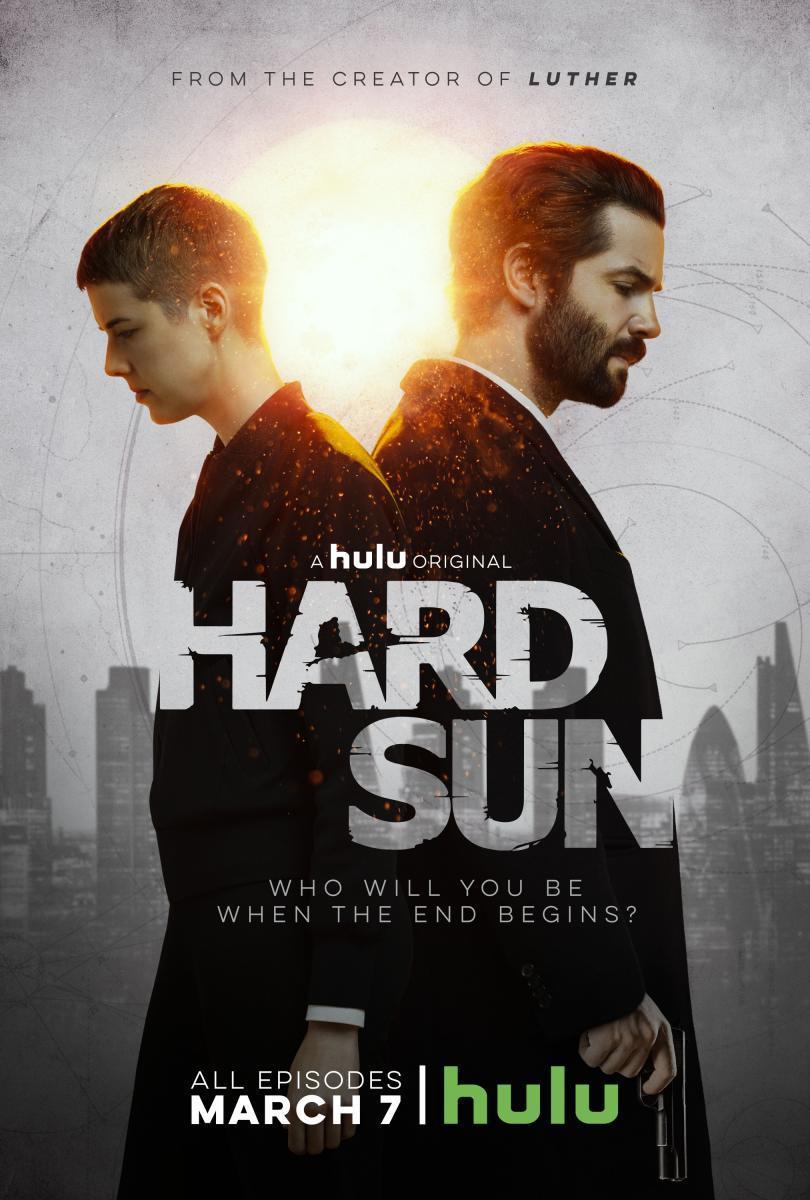 Hard Sun Serie Deutsch