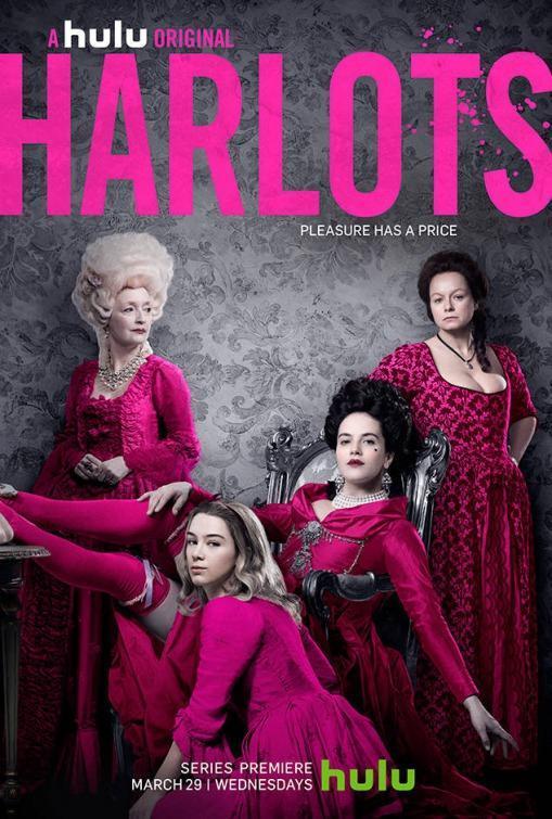 Harlots cortesanas serie de tv 2017 filmaffinity for Oficina de infiltrados serie filmaffinity