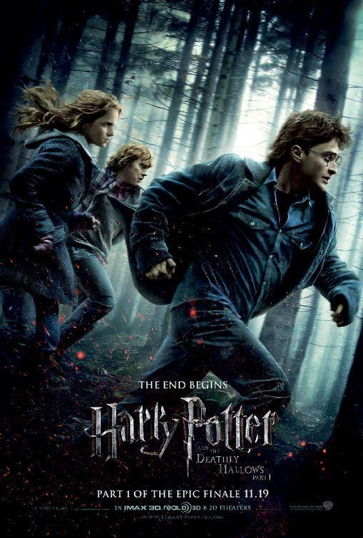 Harry Potter y las reliquias de la muerte (1ª parte) (2010) Gratis en 1Fichier