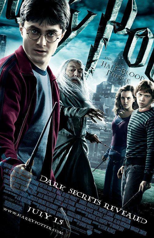 Harry Potter y el misterio del príncipe (2009) Gratis en Zippyshare