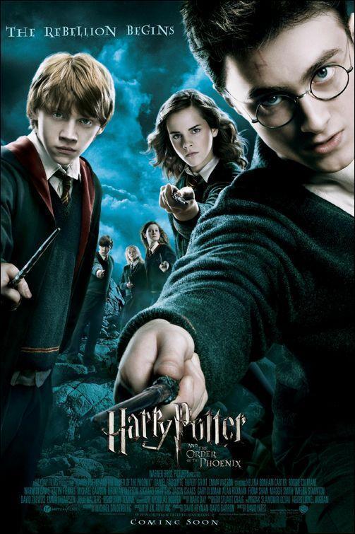 Harry Potter y la orden del Fénix (2007) Gratis en MEGA