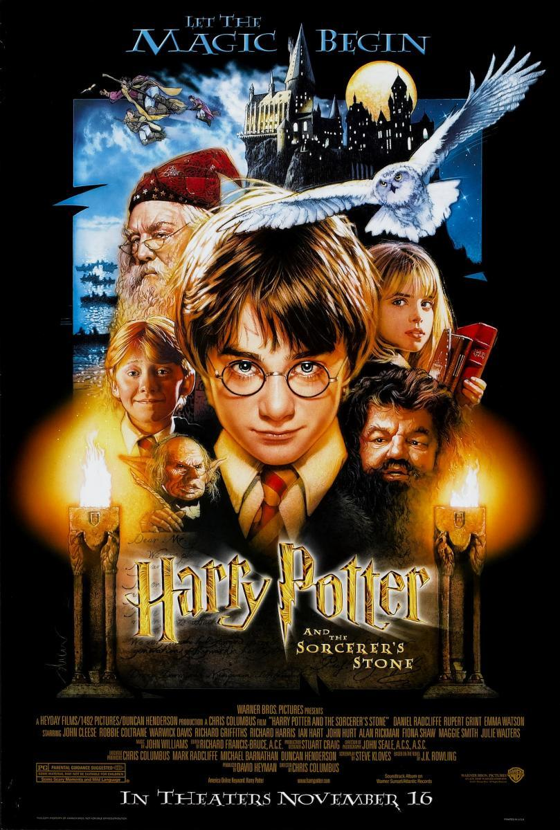 Colección de Harry Potter en 4k Full HD