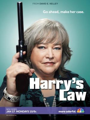 Harry's Law (Kindreds) (Serie de TV)