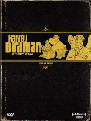 Harvey Birdman, Attorney at Law (Serie de TV)