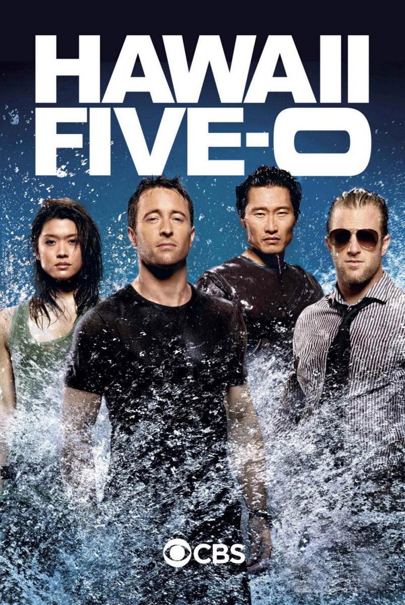 Hawaii Five-0: 1ª. Temporada (2010)
