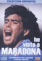 He visto a Maradona