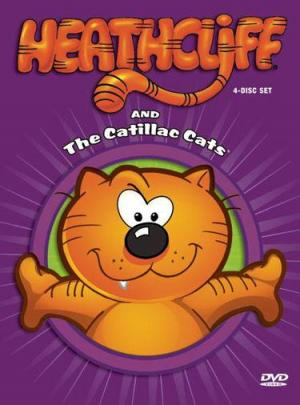 Heathcliff & the Catillac Cats (TV Series)