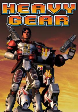 Heavy Gear: The Animated Series (TV Series)