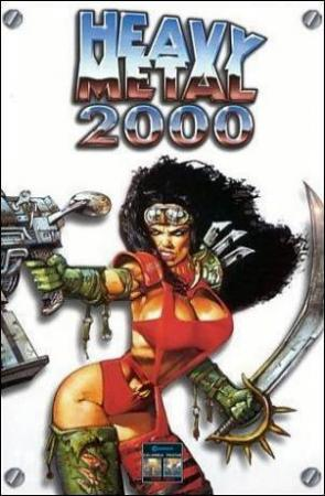 Heavy Metal 2 (Heavy Metal 2000)