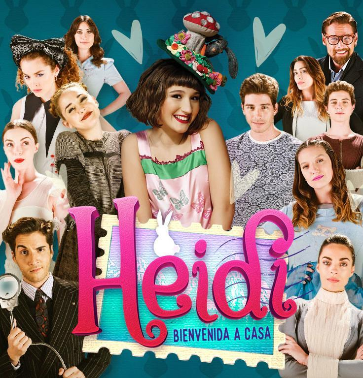 Heidi Tv Serie