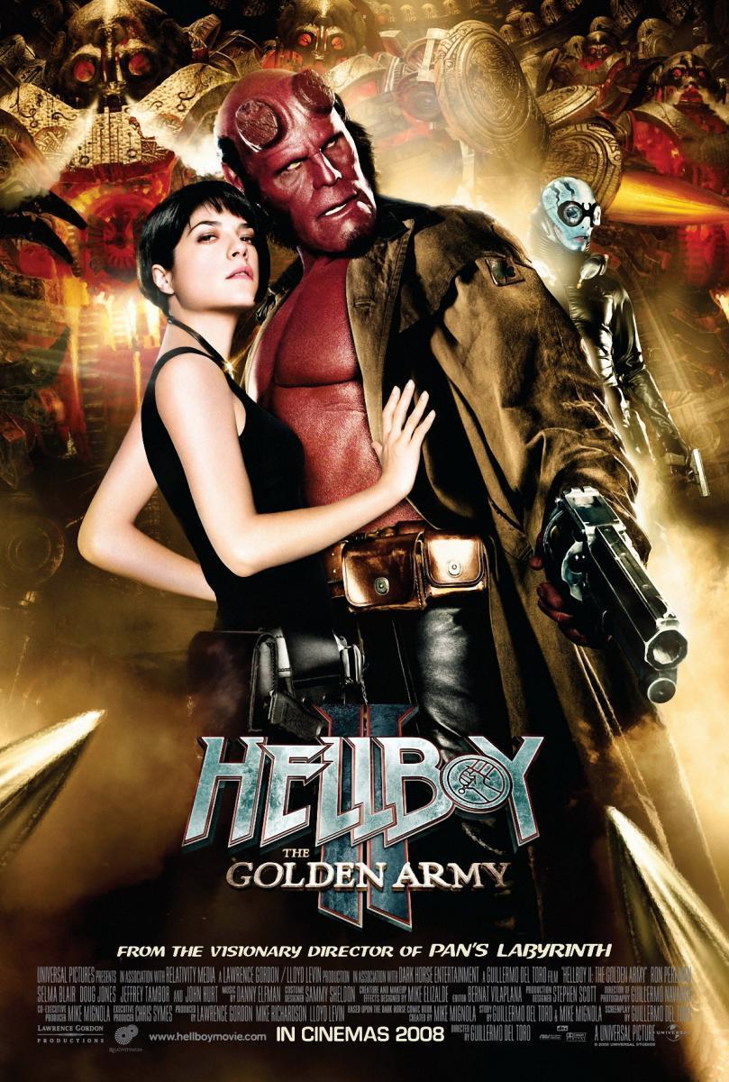 Hellboy 2 Streaming
