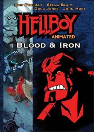 Hellboy Animated: Blood and Iron (TV)