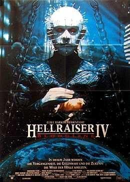 Hellraiser IV: El final de la dinastía sangrienta