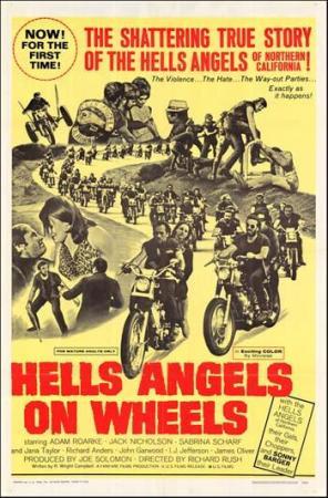 Ángeles del infierno sobre ruedas