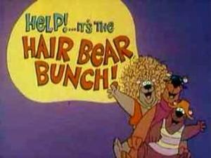 Help!... It's the Hair Bear Bunch! (Serie de TV)