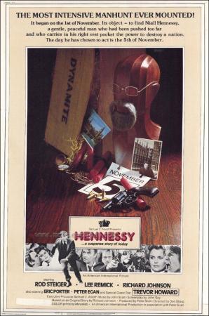 Jaque a la reina (Hennessy)