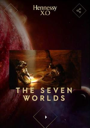 Hennessy X.O: The Seven Worlds (S)