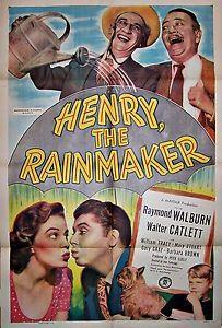 Henry, the Rainmaker