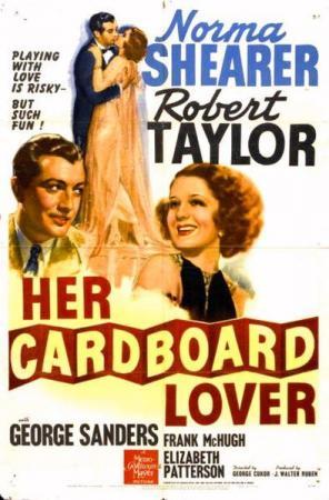 Her Cardboard Lover
