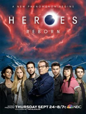 Héroes Reborn  Temporada 1  720p Español Latino