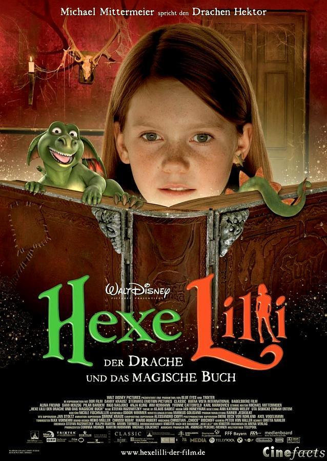 Hexe Lilli Filme