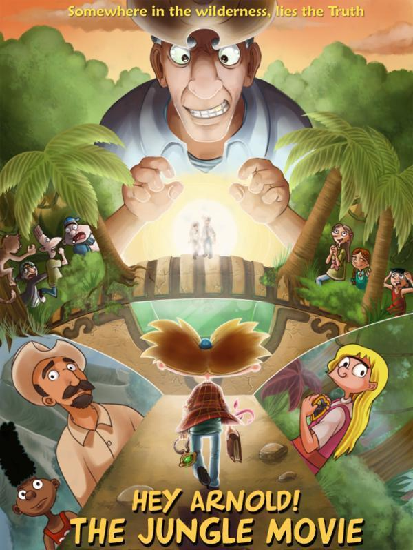 Hey Arnold: The Jungle Movie (2017) - FilmAffinity