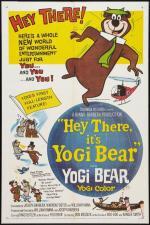 Las aventuras del oso Yogui