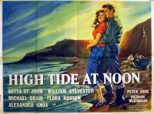 High Tide at Noon