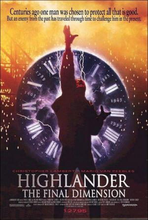 Highlander III. The Final Dimension (Highlander III: The Sorcerer)