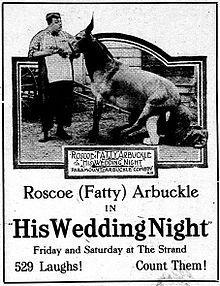 His Wedding Night (S)