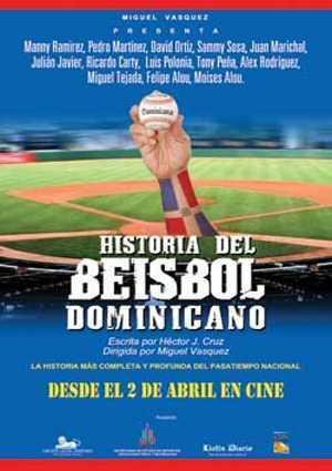 Historia del beisbol dominicano
