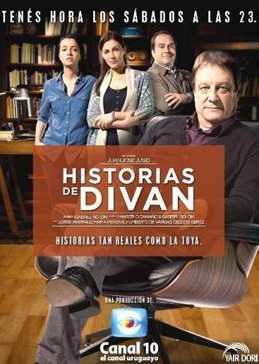 Historias de div n tv series 2013 filmaffinity for Historias de divan