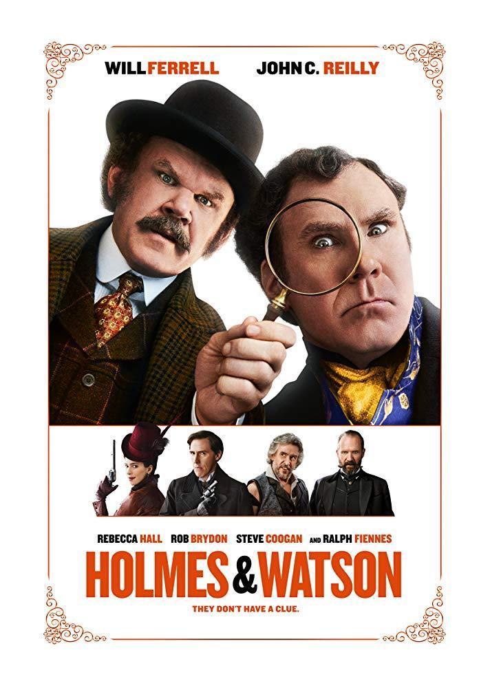 Holmes & Watson [2018][Esp Latino][1080p][MEGA]