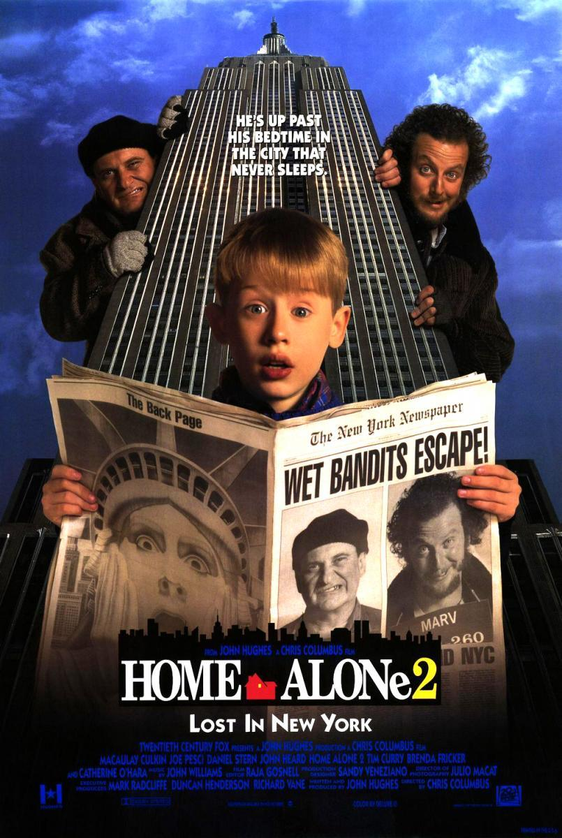 Home Alone 2: Lost in New York (1992) - FilmAffinity
