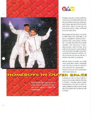 Homeboys in Outer Space (Serie de TV)