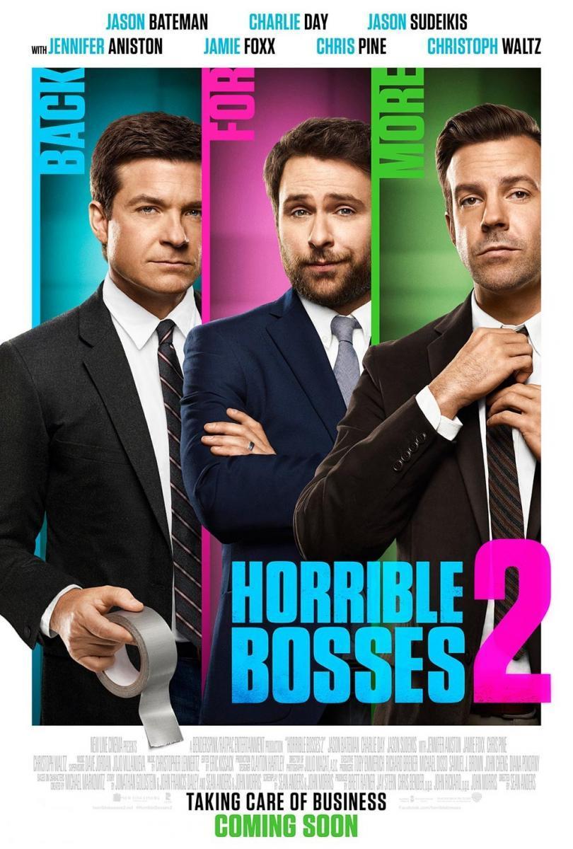 Quiero matar a mi jefe 2 (2014) [1080p] [Latino] [MEGA]