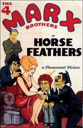 Plumas de caballo