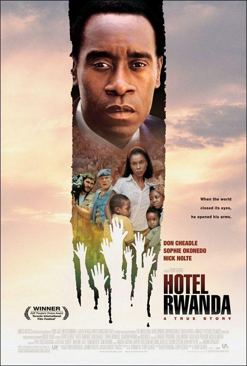 Hotel Ruanda (2004) Gratis en MEGA ()